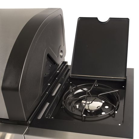 Dyna-Glo 4 Burner Lp Gas Grill Open Cart - image 2 of 6