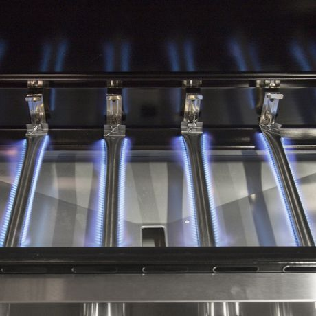 Dyna-Glo 4 Burner Lp Gas Grill Open Cart - image 3 of 6
