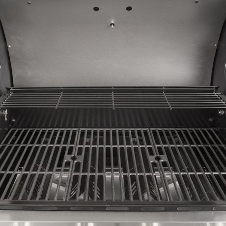 Dyna-Glo 4 Burner Lp Gas Grill Open Cart - image 4 of 6