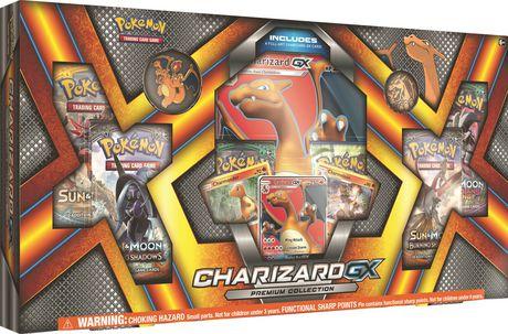 Pokemon Pokémon Charizard Gx Premium Box English