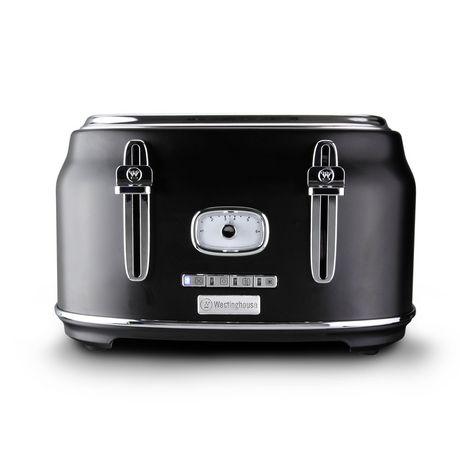 Westinghouse Retro 4 Slice Toaster - image 2 of 2