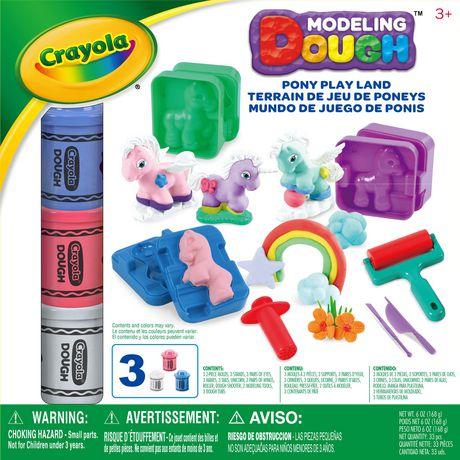 Crayola Pony Play Land - image 1 of 1