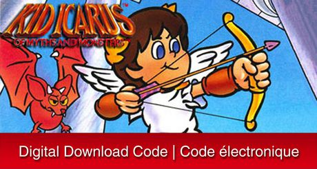 Nintendo 3DS Kid Icarus - of Myths And Monsters (digital Download