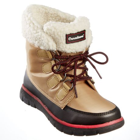 Lace-Up Booties | Walmart Canada