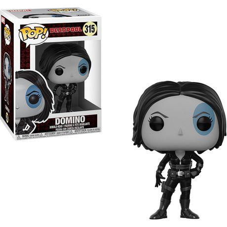 Figurine en vinyle Domino (Bobble-Head) de Deadpool par Funko POP! - image 1 de 1