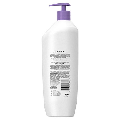 Olay Quench Shimmer Body Lotion - image 2 of 7