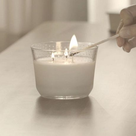 Glade 3-Wick Scented Candle - Apple Cinnamon | Walmart Canada