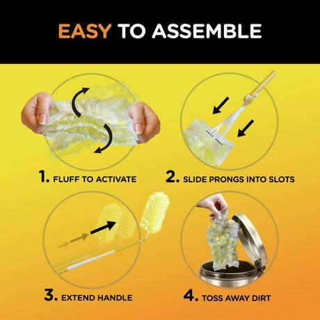Swiffer Dusters Heavy Duty Starter Kit - image 7 of 7