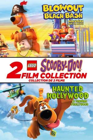 Lego Scooby-Doo: Blowout Beach Bash / Haunted Hollywood (2 Film ...
