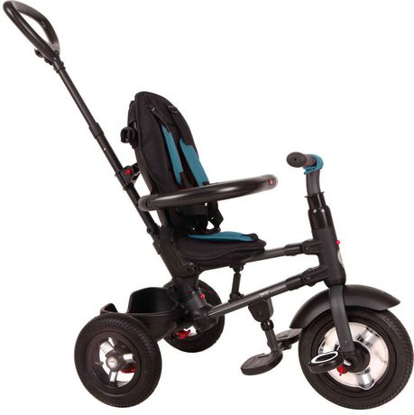 Tricycle Pliable QPlay Rito Plus - Sarcelle - image 2 de 8