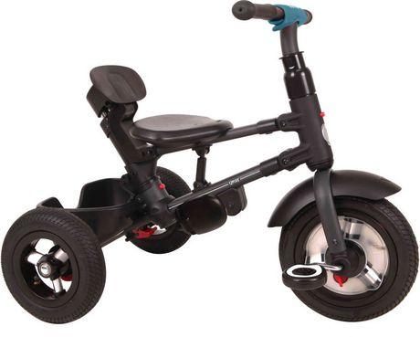 Tricycle Pliable QPlay Rito Plus - Sarcelle - image 3 de 8