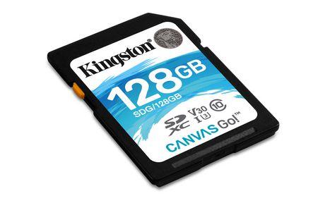 Kingston SDG/128GBCR - image 1 of 3