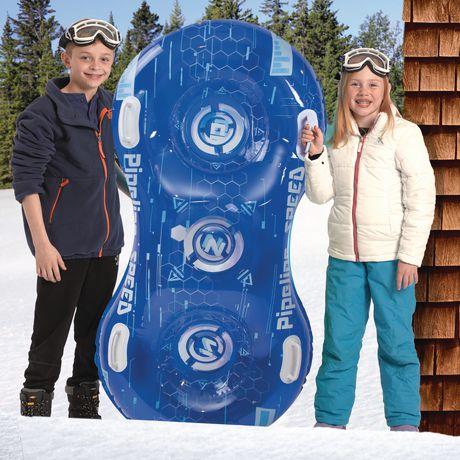Tube à neige 3D-Mega Duo de Pipeline Sno en bleu électron - image 2 de 4