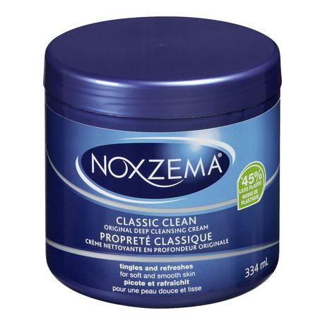 How To Use Noxzema >> Noxzema The Original Deep Cleansing Classic Clean Cream 334 Ml