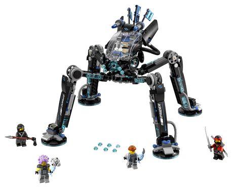 LEGO Ninjago - Water Strider (70611) - image 1 of 6
