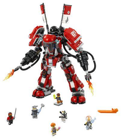 LEGO Ninjago - Le robot de feu (70615) - image 1 de 6