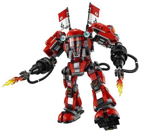 LEGO Ninjago - Le robot de feu (70615) - image 4 de 6