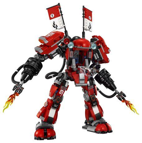 LEGO Ninjago - Le robot de feu (70615) - image 6 de 6