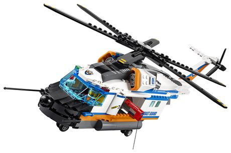 LEGO City Coast Guard - Heavy-duty Rescue Helicopter (60166) - image 3 of 5