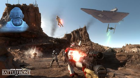 Star Wars Battlefront Deluxe Edition  Exclusive PS4 - image 3 of 5