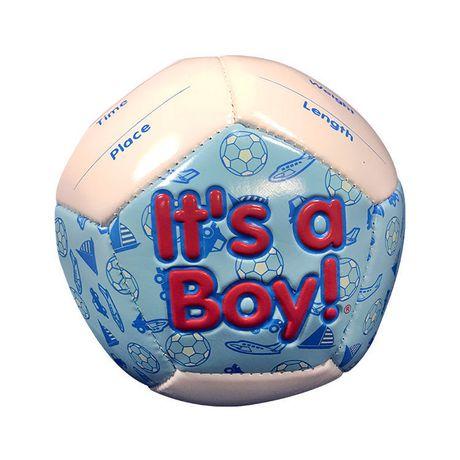 Mini soccer Counseltron « It's a Boy » - image 1 de 1
