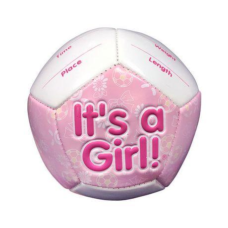 Mini soccer Counseltron « It's a Girl » - image 1 de 1