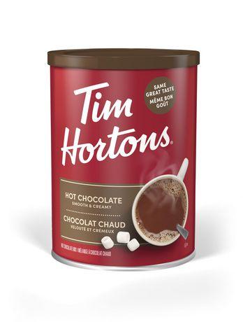 Pot de poudre à chocolat chaude de Tim Hortons