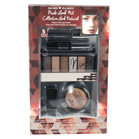 Hard Candy Nude Look Collection Face Kit - image 1 of 4