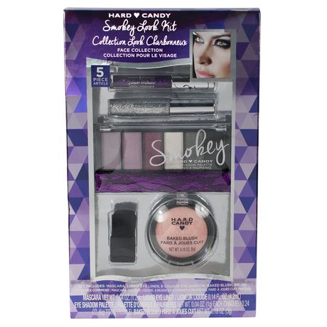 Hard Candy Smokey Look Collection Face Kit - image 1 of 4