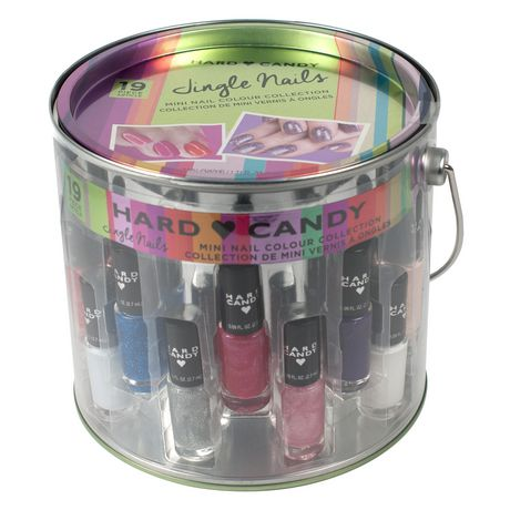Hard Candy Jingle Nails Mini Nail Colour Collection - image 1 of 3