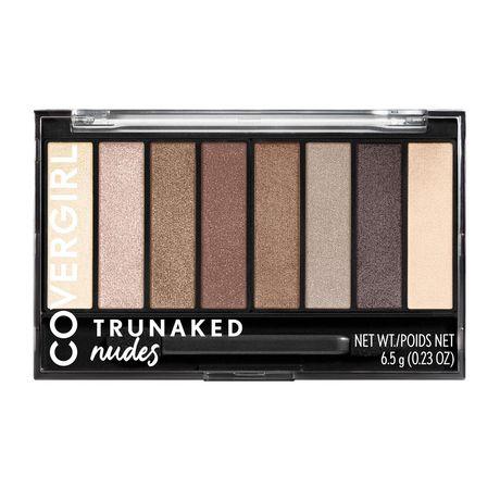 COVERGIRL Trunaked Eyeshadow Palette - image 1 of 6