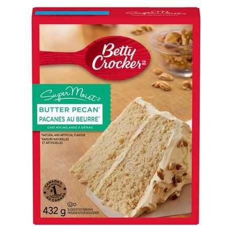 Mélange à Gâteau SuperMoist Pacanes au beurre de Betty Crocker - image 8 de 8