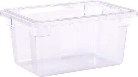 StorPlus Polycarbonate Food Box Storage Container 5 Gallon 18 x