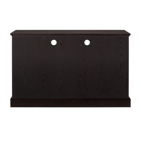 WE Furniture Walker Edison Espresso Wood Highboy TV Media Stand Storage Console - image 5 of 5