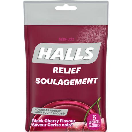 HALLS BLK CHERRY BAG - image 1 de 1