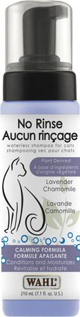 Wahl No Rinse Waterless Shampoo for Cats - image 1 of 1