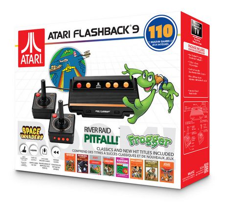 atari flashback 9  AtGames Atari Flashback 9 Classic Gaming Console | nada