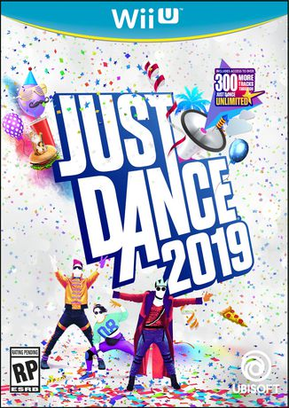 Just Dance 2019 (WiiU) - image 1 of 6