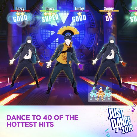 Just Dance 2019 (Wii) - image 2 de 6