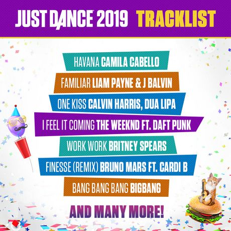 Just Dance 2019 (Wii) - image 4 de 6