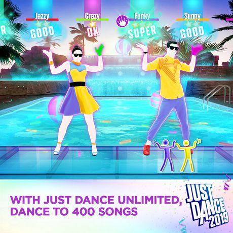 Just Dance 2019 (WiiU) - image 5 of 6