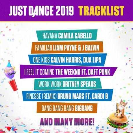 Just Dance 2019 (WiiU) - image 4 of 6