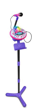 VTech® Kidi Star Karaoke Machine™ - Purple - English Version - image 1 of 7