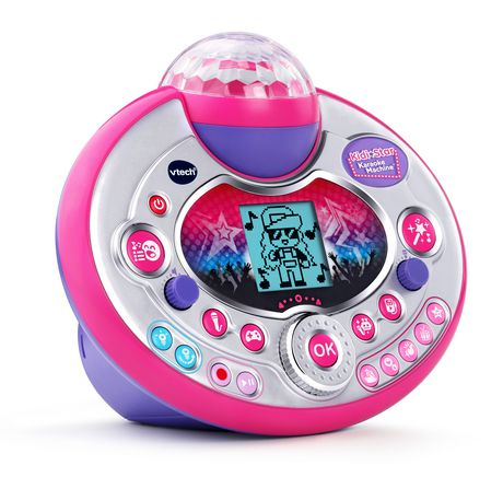 VTech® Kidi Star Karaoke Machine™ - Purple - English Version - image 2 of 7