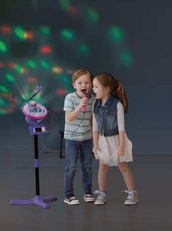 VTech® Kidi Star Karaoke Machine™ - Purple - English Version - image 3 of 7
