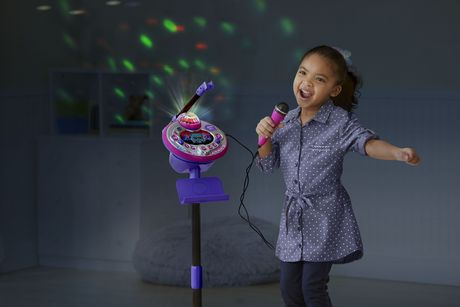 VTech® Kidi Star Karaoke Machine™ - Purple - English Version - image 7 of 7