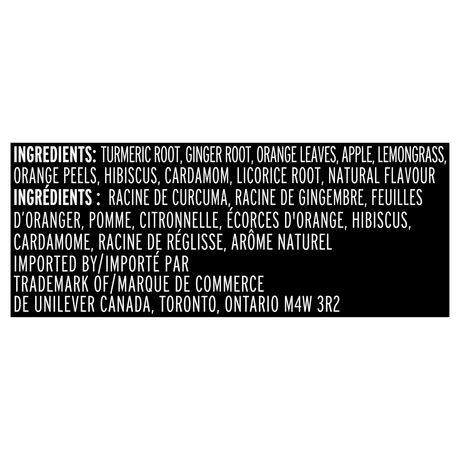 Pure Leaf Herbal Turmeric with Citrus Tea 14 PC - image 6 of 7