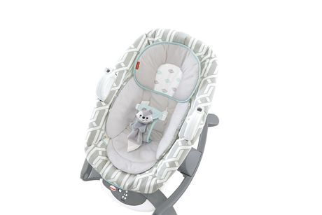 Fisher-Price 4-in-1 Rock 'n Glide Soother - image 8 of 9