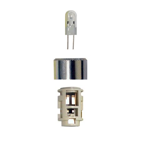 Maglite Replacement Bulb For 4 Cell Flashlight Walmart