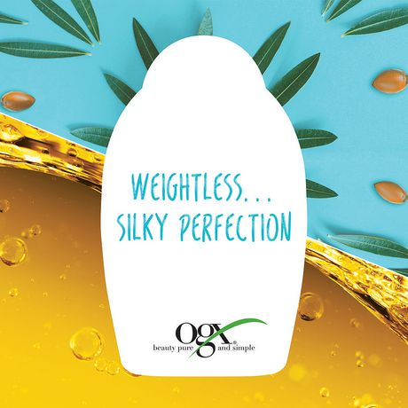 OGX Renewing + Argan Oil of Morocco Weightless Reviving Dry Oil - image 4 of 5